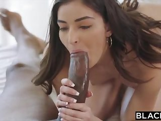 BLACKED Instructor College Girl Vengeance Pounds Her Schoolteachers BIG BLACK COCK
